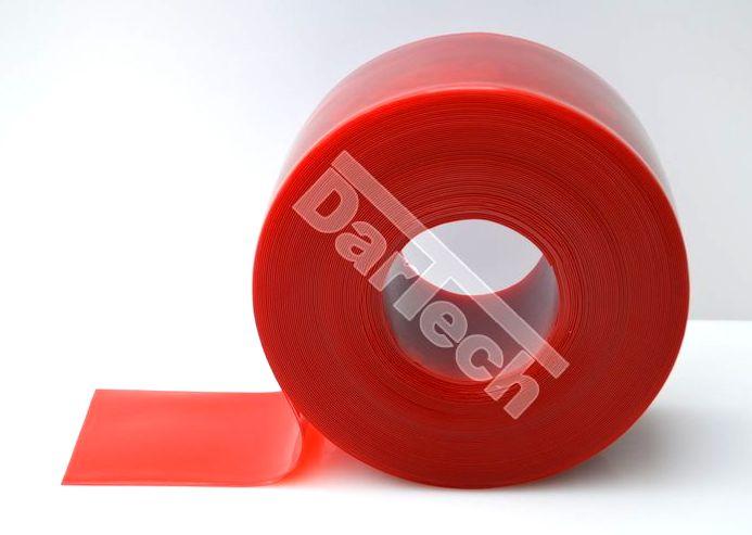 hegesztő PVC szalag, piros