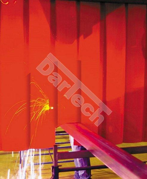 hegesztő függöny, hegesztő PVC szalag